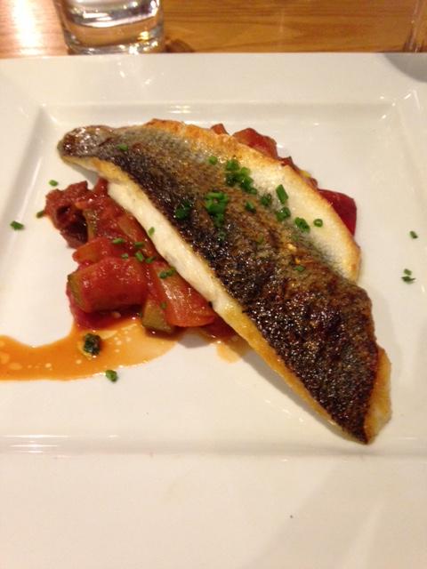 The Regatta: Food Review