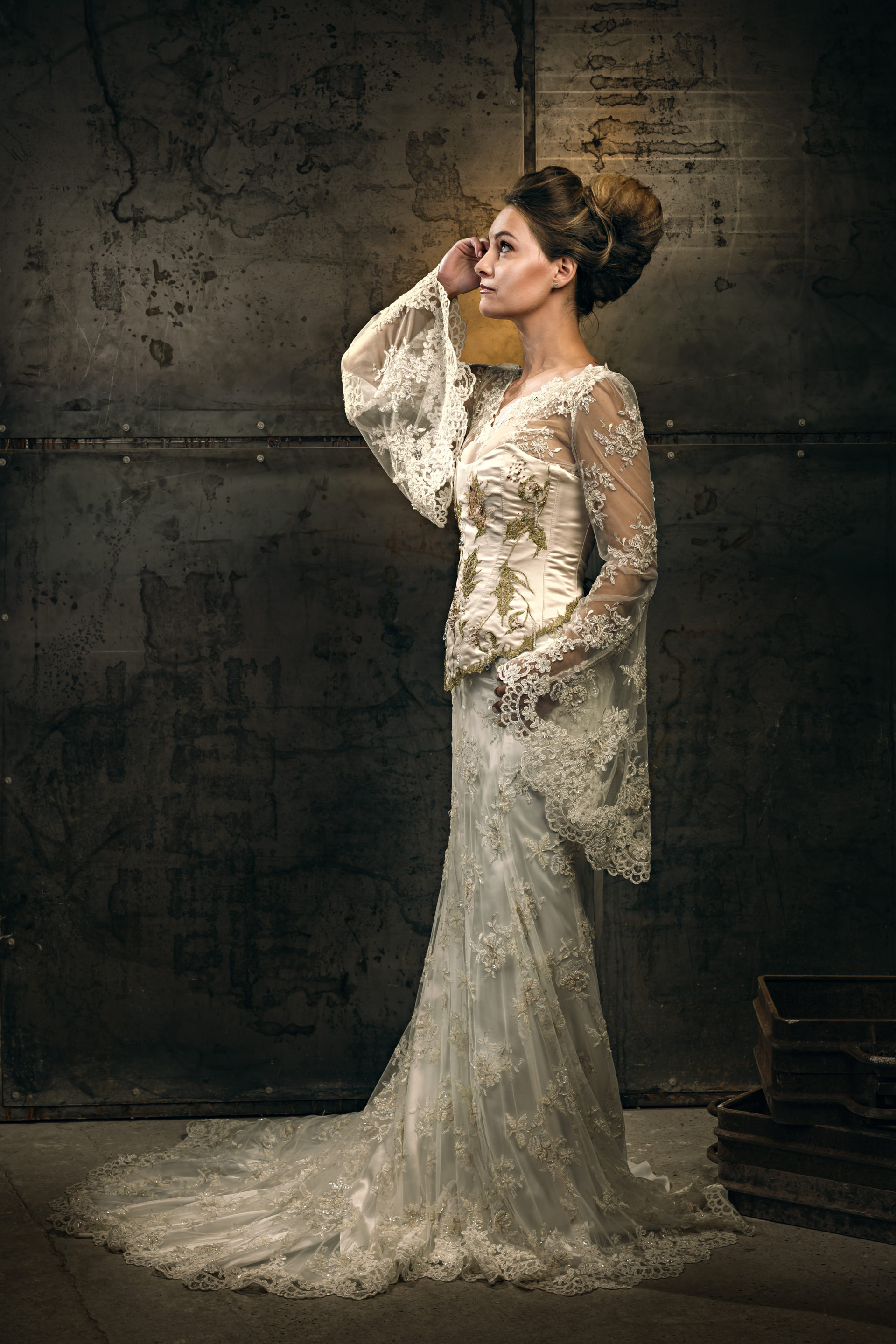 Say Yes To A Bespoke Dress