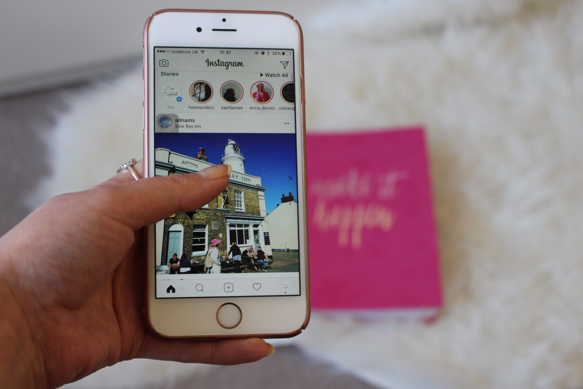 Instagram tips for small businesses