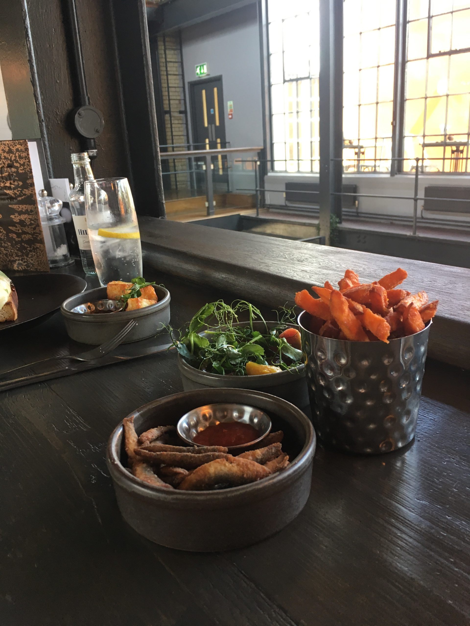 Review: The Forge Kitchen
