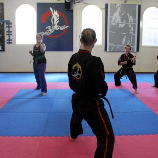 Maisie Emmerson's Black Belt Academy in action