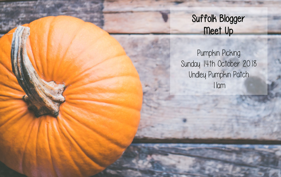 Suffolk blogger meet up