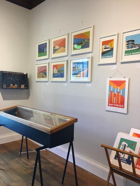 Rebecca Pymar Emerging Suffolk Artisans Exhibition