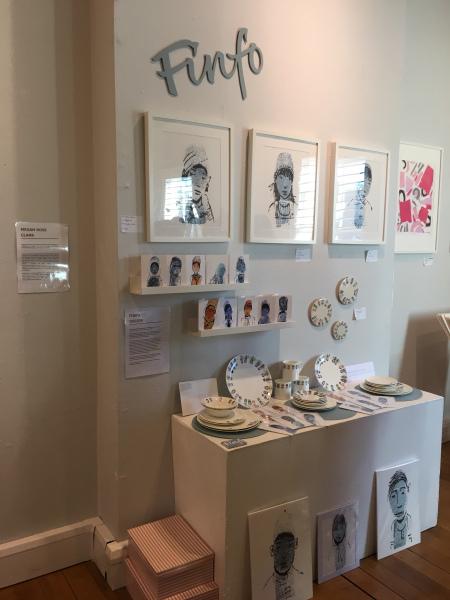 Finfo Design at the Emerging Suffolk Artisans Exhibition