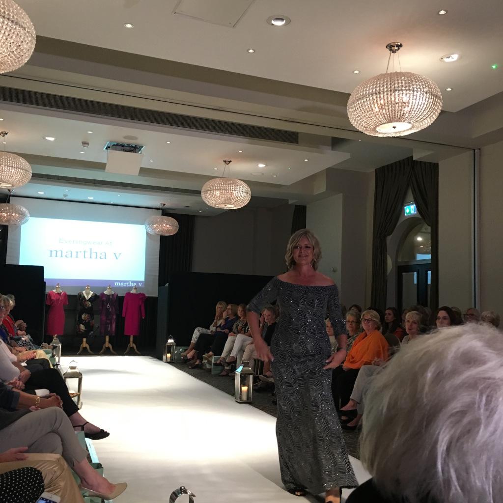 Martha V's autumn fashion preview evening