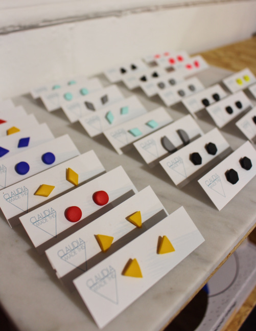 Earrings from Lift Store - Suffolk Christmas Gift Guide