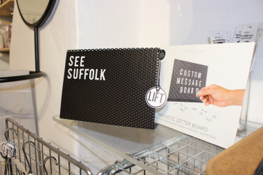 Magnetic Letter Board - Suffolk Christmas Gift Guide
