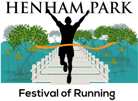 Sign up to the Festival of Running 2019 logo