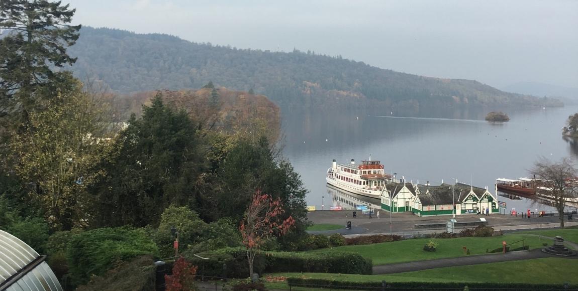 Staycation Spot: Laura Ashley Hotel, The Belsfield
