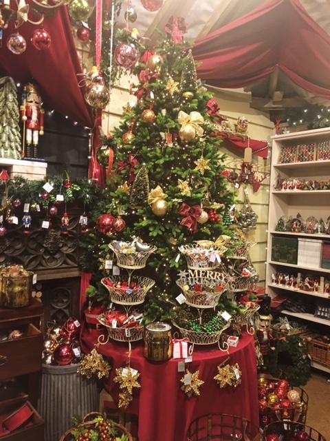 The Christmas Shop at Blackthorpe Barn