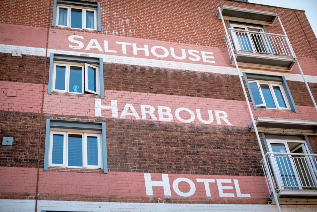 Salthouse Harbour Hotel - Suffolk Wedding Venue