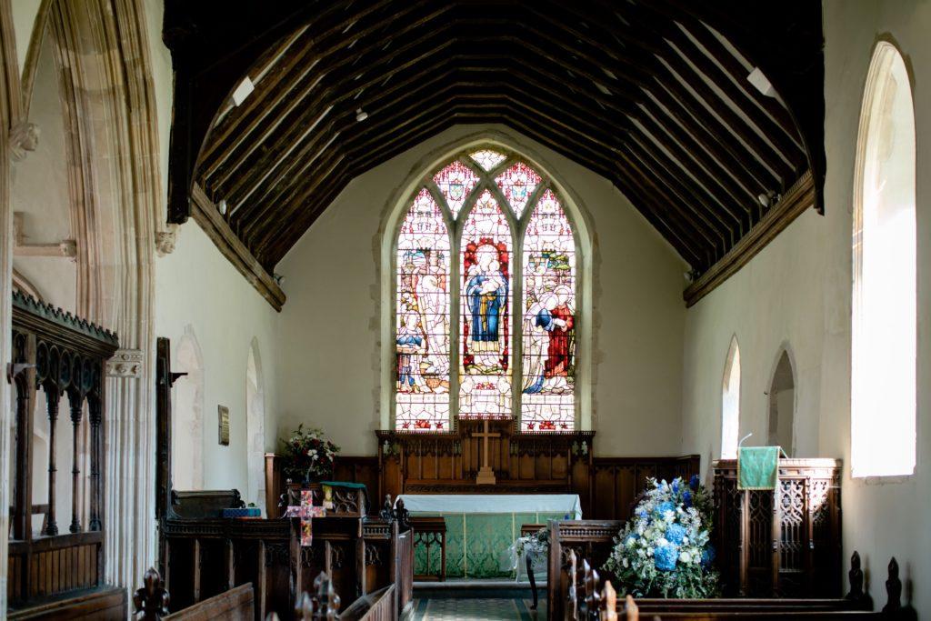 Suffolk Church Wedding Venue