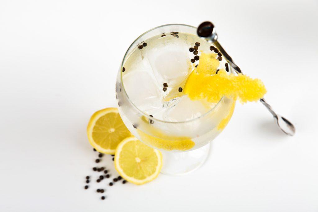 Gin tasting evening at Tuddenham Mill