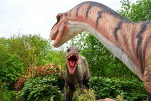 Dinosaur Day at Easton Farm Park