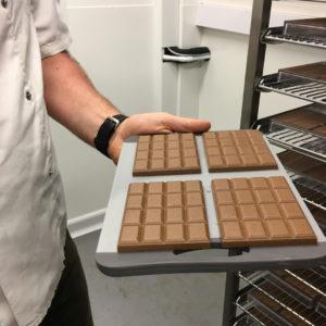 Pump street chocolate factory tour