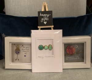 Happy gifts from Living Happy