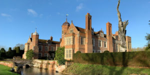 Kentwell Hall in Long Melford