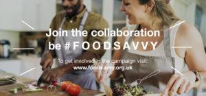 Be #FoodSavvy