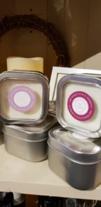 Salad Days Interiors White Cottage Candles