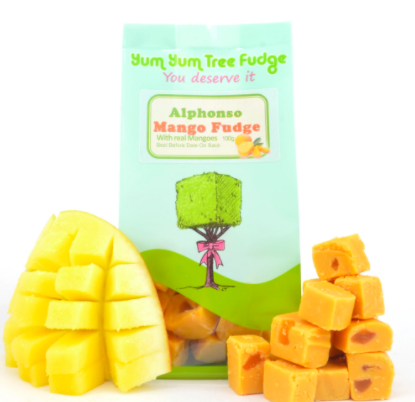 Suffolk Sweet Treats for Christmas -Yum Yum Tree Fudge