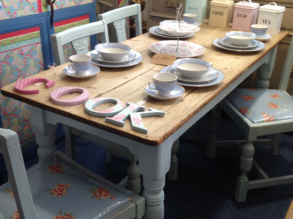 Hidden Treasure: Yoxford Antique Centre