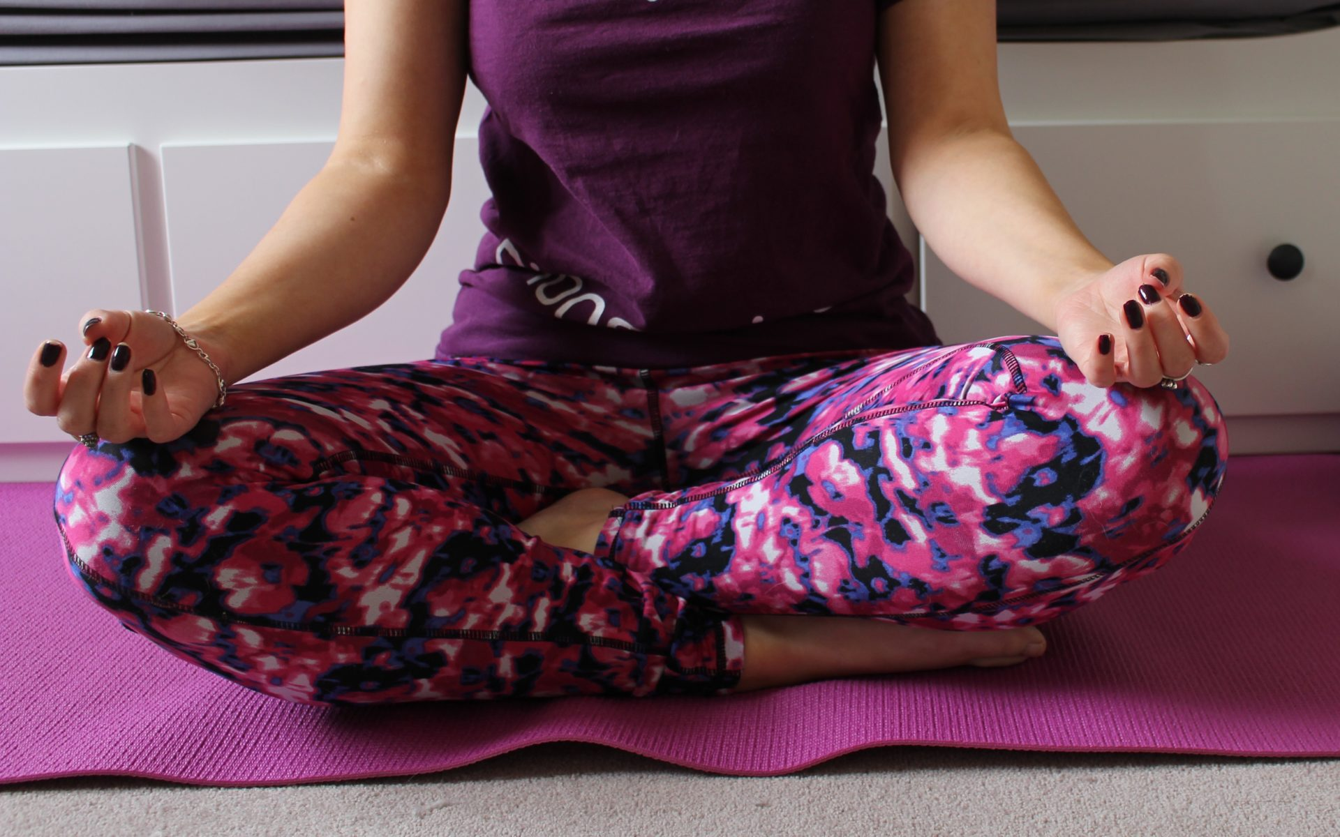 How yoga is benefiting my health