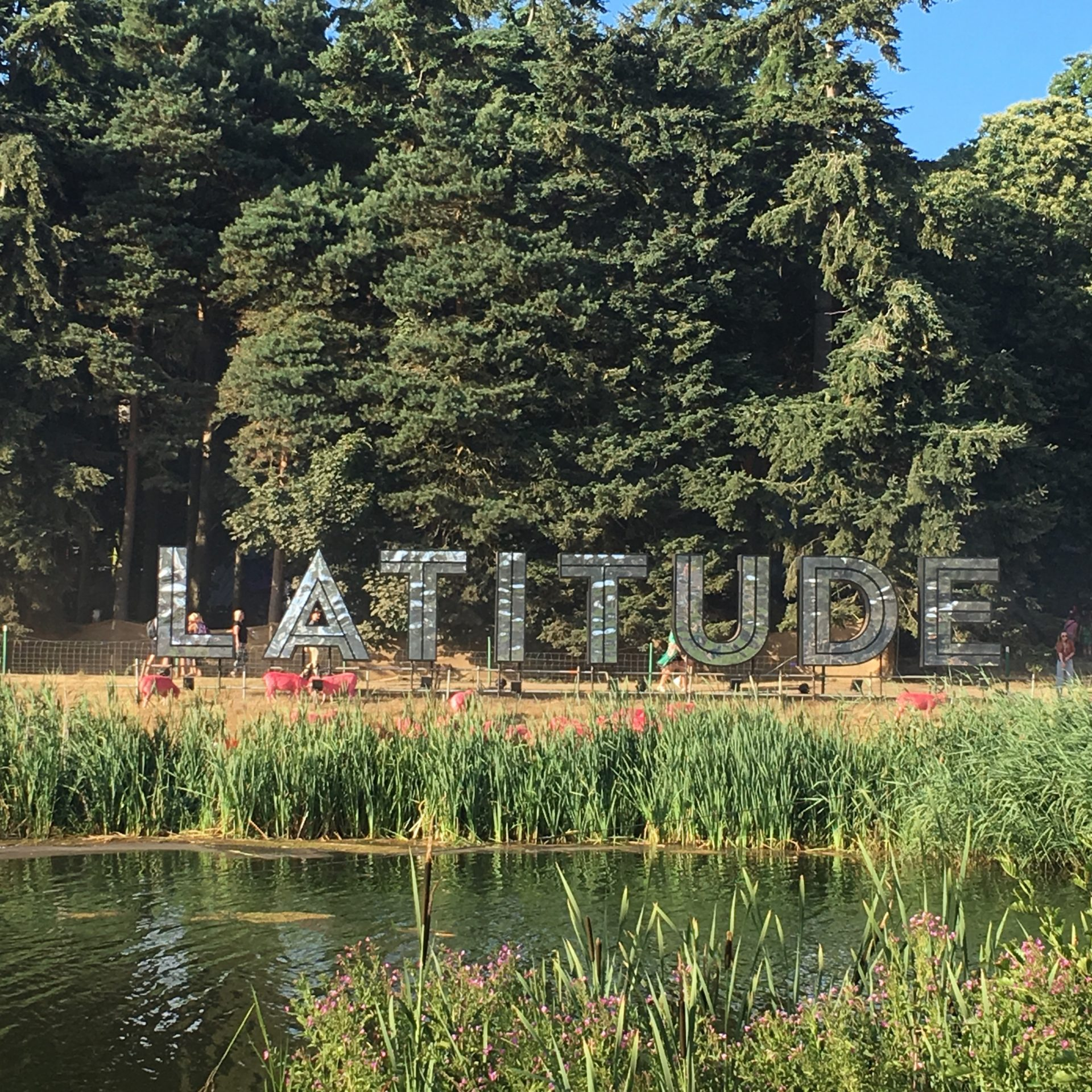 Latitude 2018 Highlights