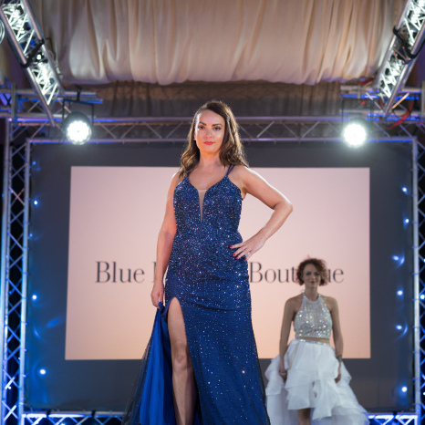 Blue Poppy Boutique at the Suffolk Fashion Show 2018