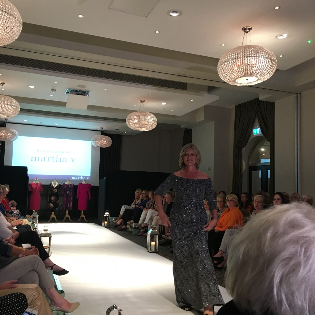 Martha V's autumn fashion preview evening