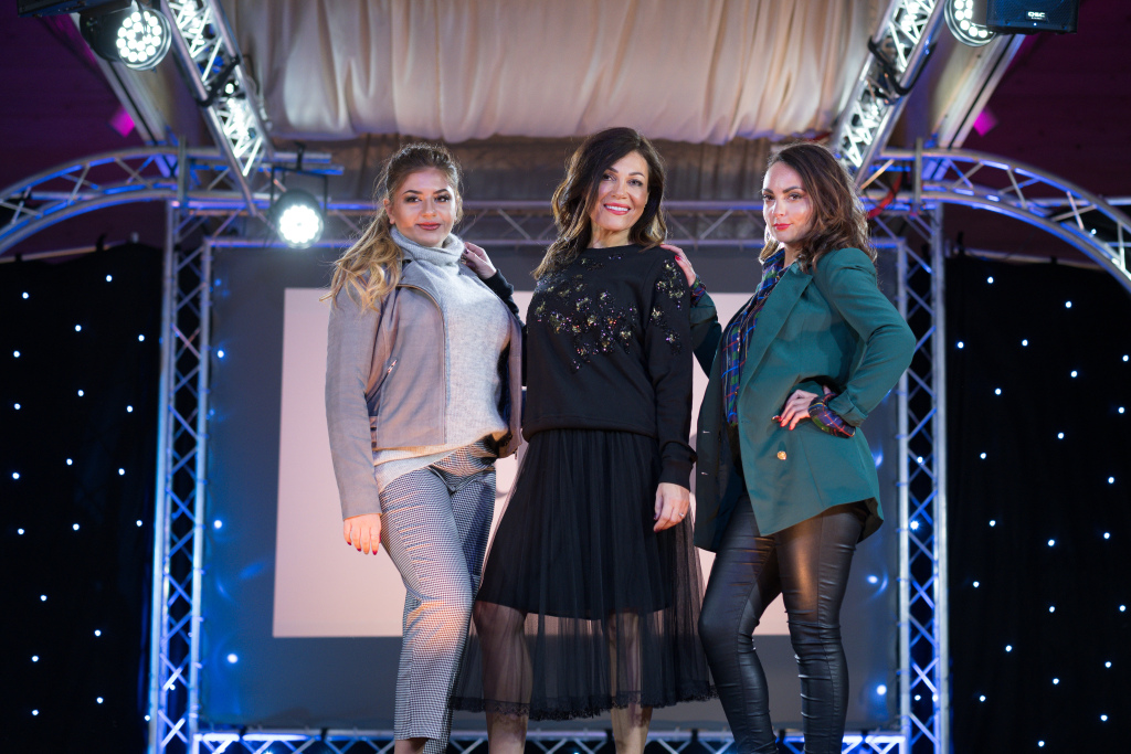 Top autumn trends from the Suffolk Fashion Show 2018