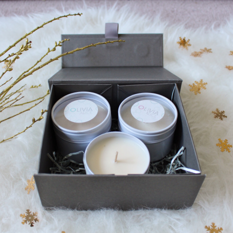 Olivia Alice Candles - Suffolk Christmas Gift Guide