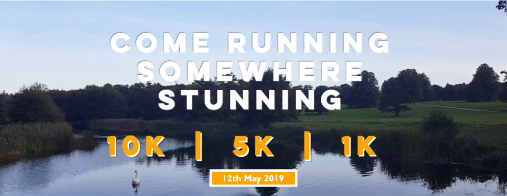 Sign up for the Festival of Running 2019