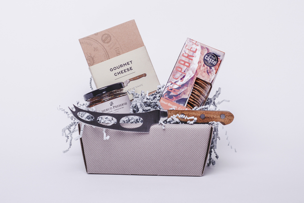 Slate Gift Hampers - Suffolk Christmas Gift Guide