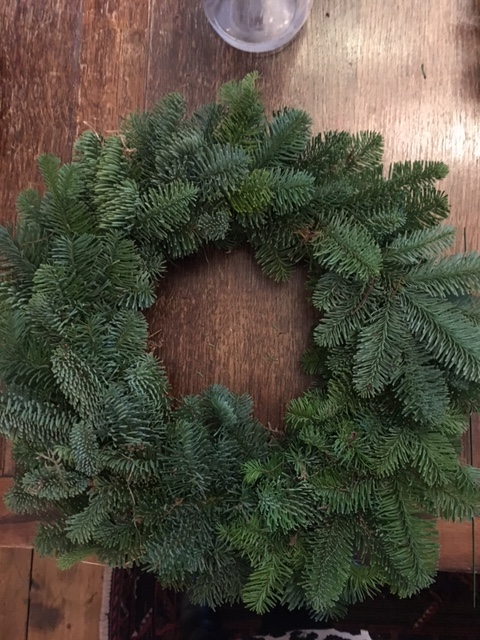 Wreath Making at the Northgate