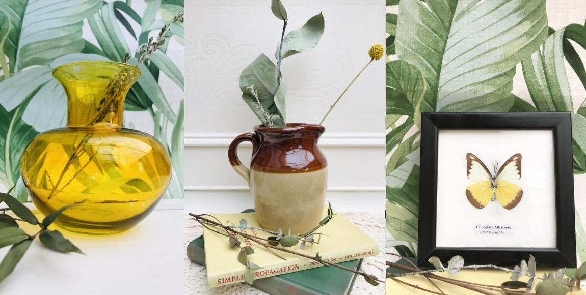 Spring homeware trends with Stone & Sage [AD]