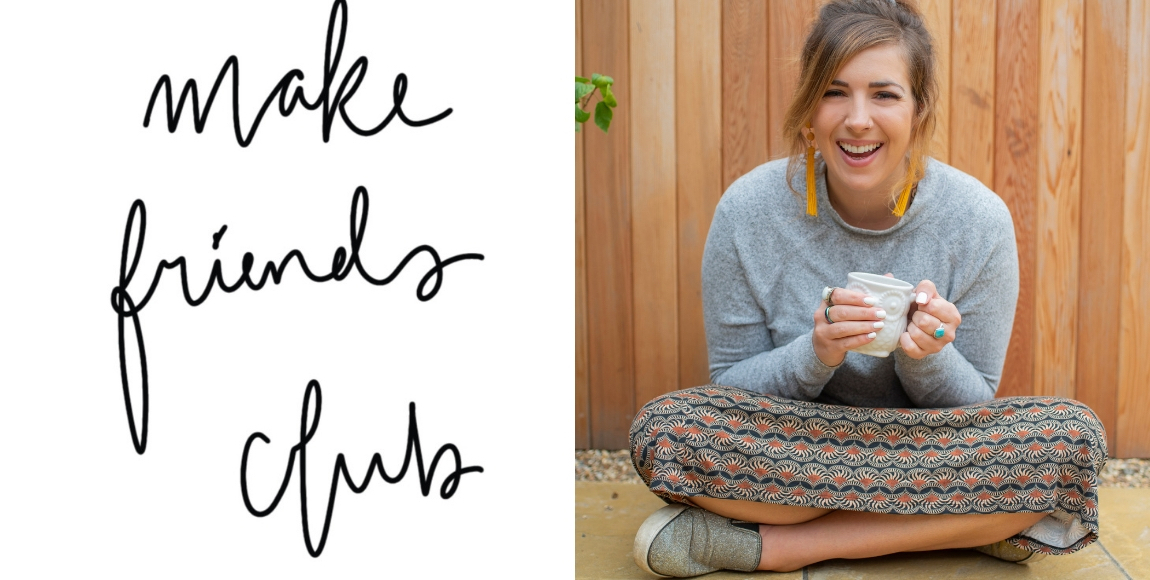 Suffolk Blogger Series: Meet Gemma from How to Make Friends