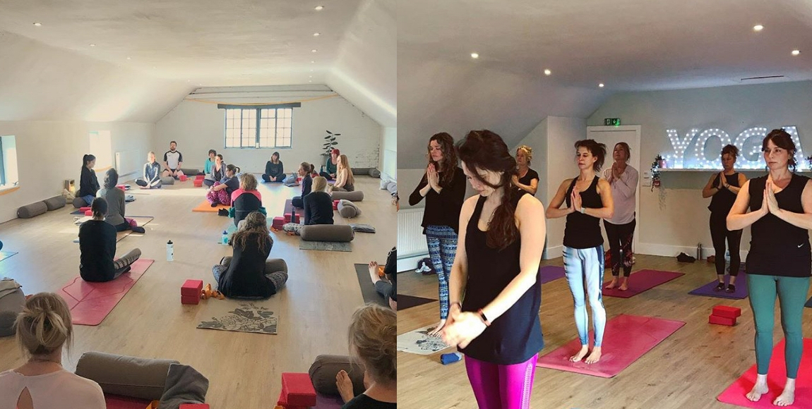 Review: Yoga + Fitness Morning