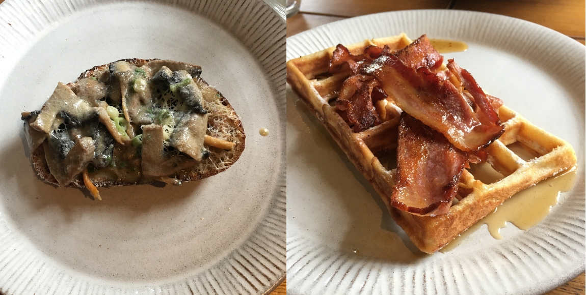 Review: New Saturday brunch menu at The Unruly Pig