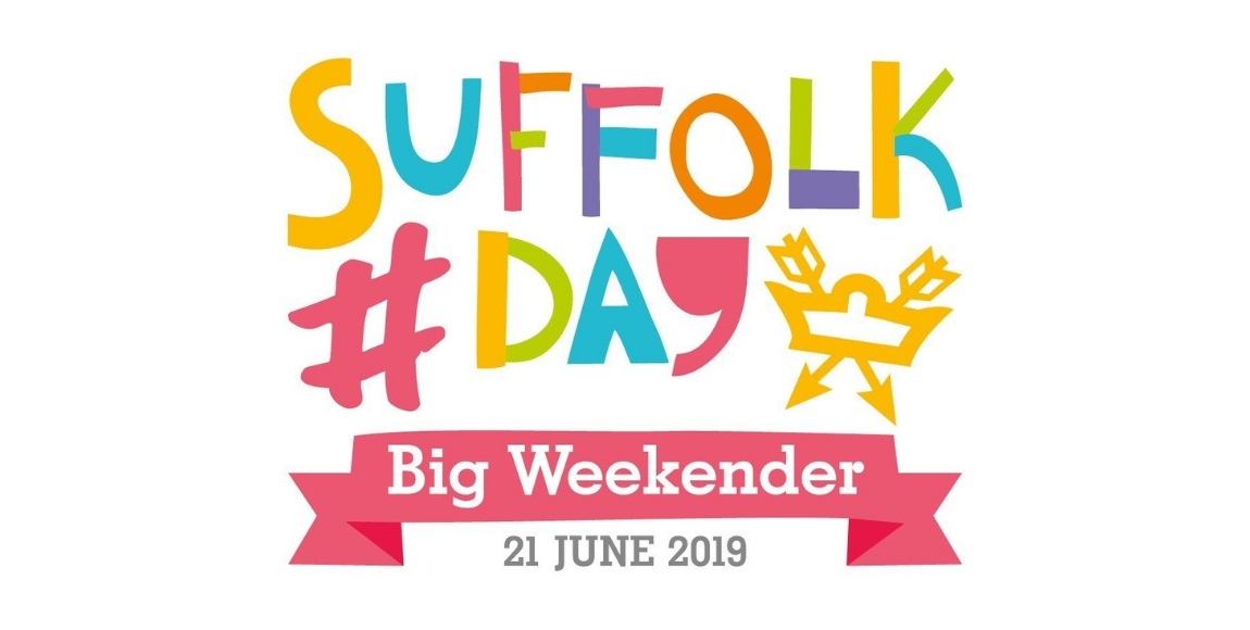 Suffolk Day 2019 Big Weekender Events