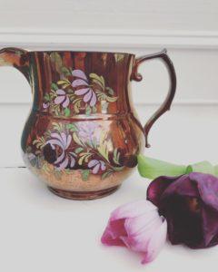 Floral Jug, Regular price £5.00, Sale price £3.50