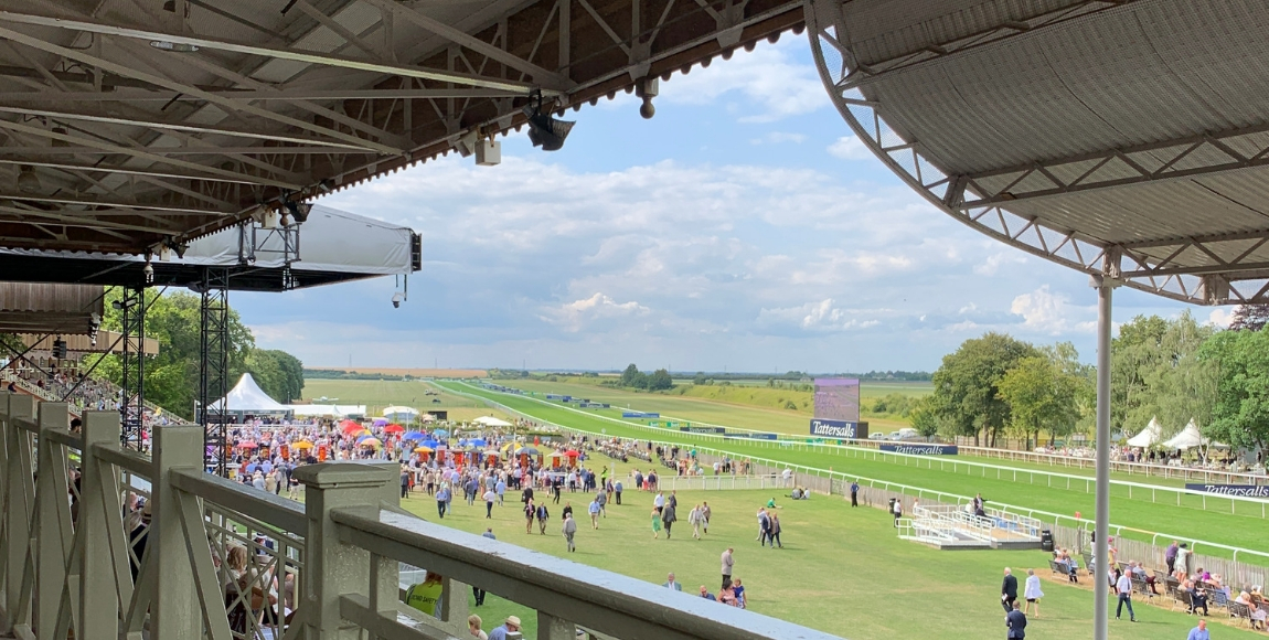 Feel Good Friday at Newmarket Racecourse: Review