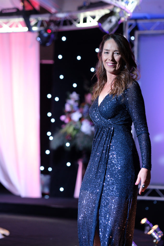 sparkles for the Suffolk Fashion Show 2019