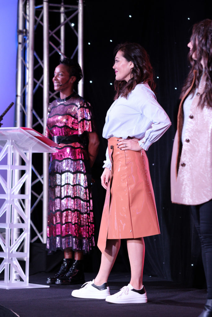 casual looks from Truffle Clothing at the Suffolk Fashion Show 2019