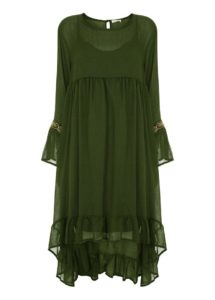 Embroidered Boho Dress, £84.95