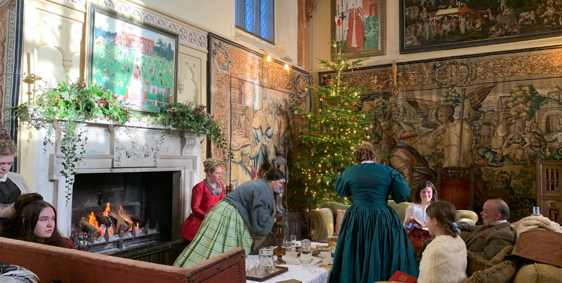 A Dickensian Christmas at Kentwell Hall