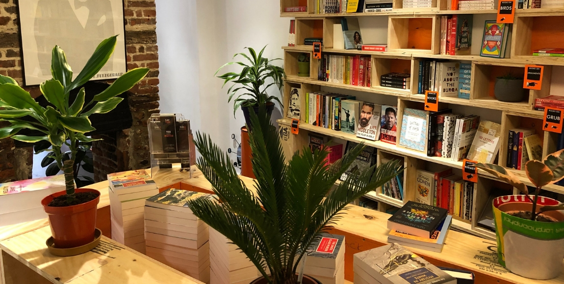 Ipswich's new independent bookshop, Dial Lane Books