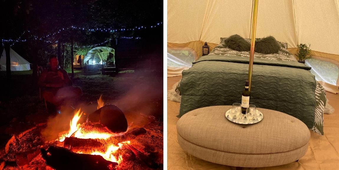 Book an off-grid camping adventure in Suffolk this autumn [AD]