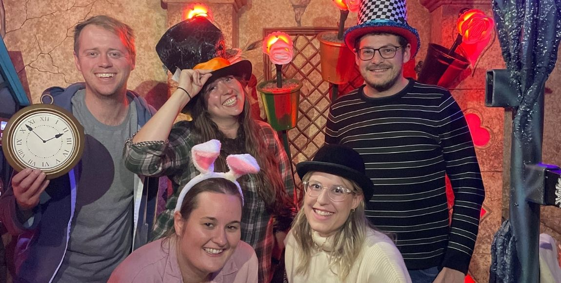 Did we escape from Alice in Puzzleland at Escape Hunt Norwich?